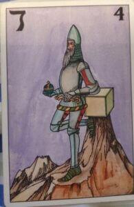 tarocchi online imperatore